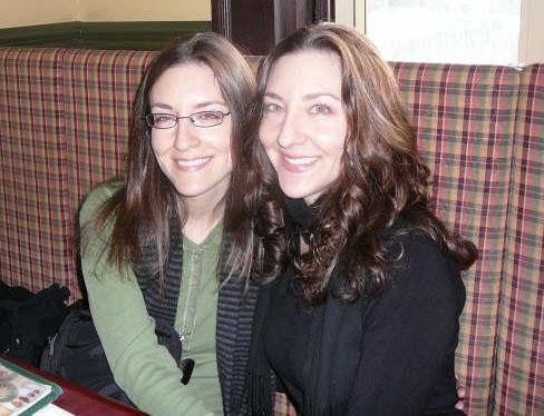 Kathy (right) & Betty