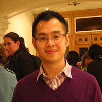Founder of Toronto Works for Haiti, Elliot Ng