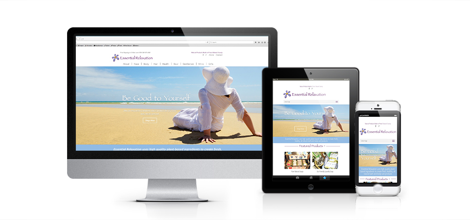 Responsive Websites by Engine Communications.com